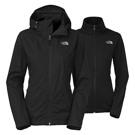 chaquetas north face falabella