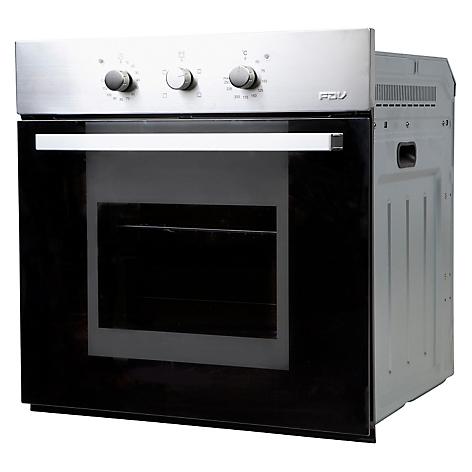 Fdv horno empotrado el ctrico 52 lt design 60 for Dimensiones horno empotrado