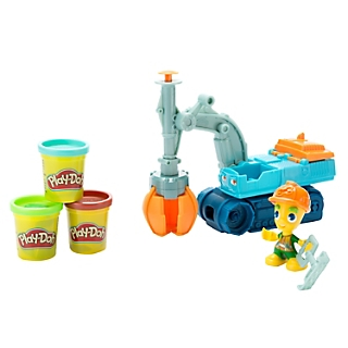 EXCAVATOR-TOWN PLAY DOH B6283