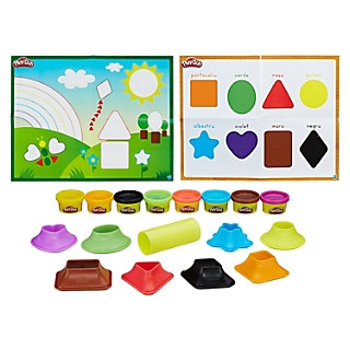 COLORS AND SHAPES PLAY DOH B3404