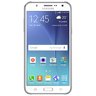 Smartphone Galaxy J7 Single SIM Blanco Entel