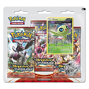 Xy Breakthrough 3-Booster Blister