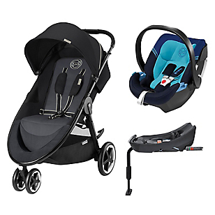 Coche Travel System Agis A3So
