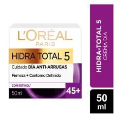 Dermo Expertise - Crema Humectante Anti Arrugas +45 50 ml
