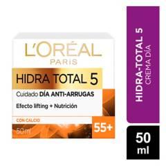 Dermo Expertise - Crema Humectante Anti Arrugas +55 50 ml