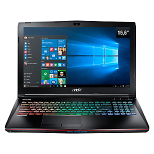Notebook Gamer Intel Core i7 16GB-1TB-128GB SSD TV 3GB 15,6