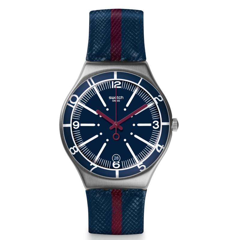 Swatch - Reloj Hombre  Floating Line YGS467