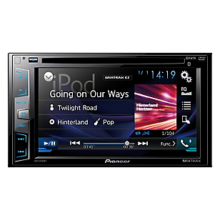 Radio para Auto Bluetooth CD+WAV+MP3+MP4