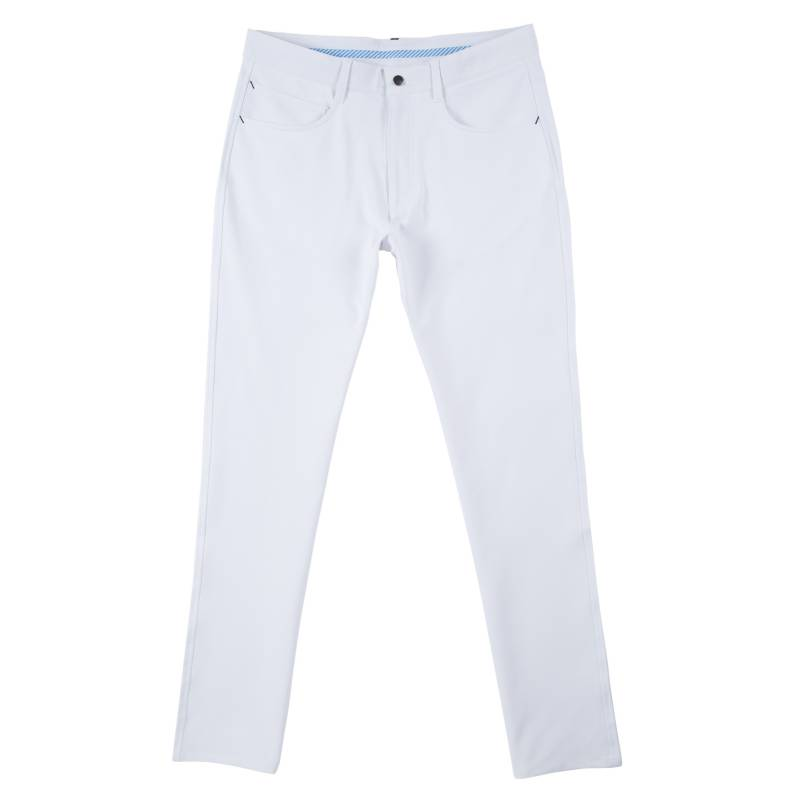 Foot Joy - Athletic Fit Pants White