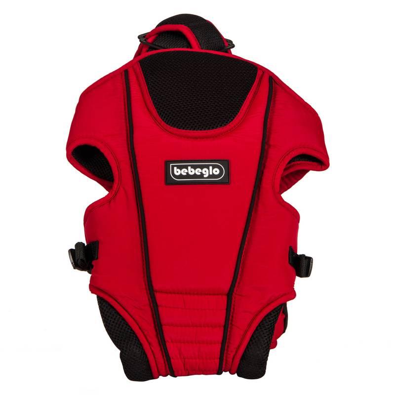 Bebeglo - Porta Bebe Rs-80140-2 Rojo