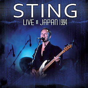 Vinilo Live In Japan 1994 Discos CNR Chile