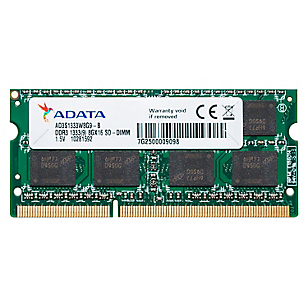 Memoria interna 8GB DDR3