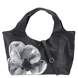 Cartera de Hombro V16Mh Flower Big