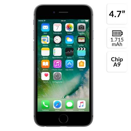 f9c67d58645 34% · Apple. Smartphone iPhone 6S 32GB