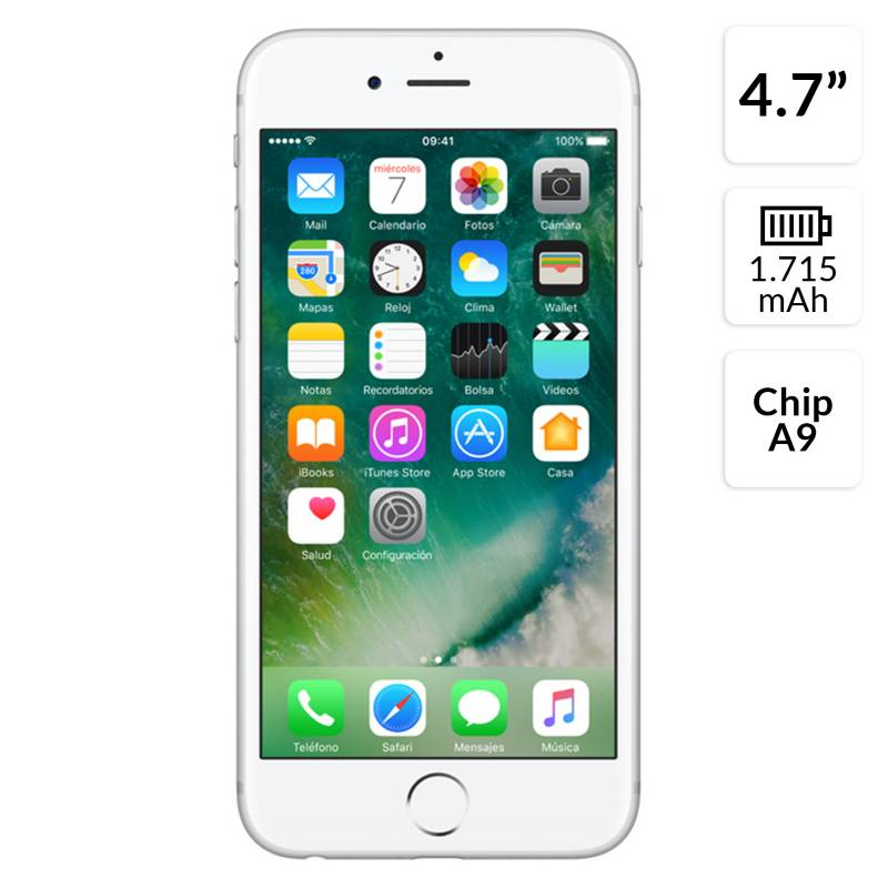 Apple - Smartphone iPhone 6S 32GB.