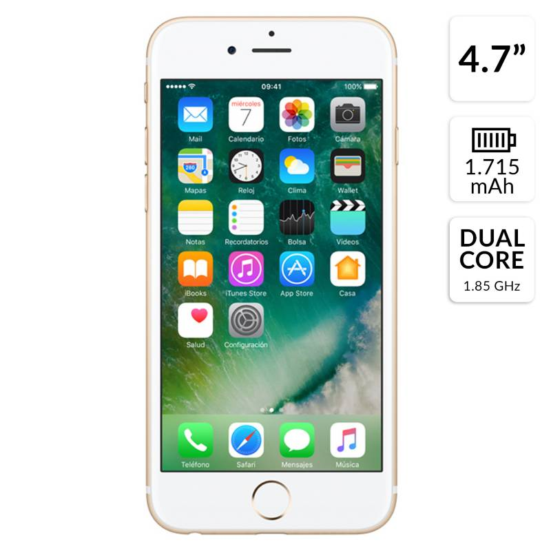 Apple - Smartphone iPhone 6S 32GB.