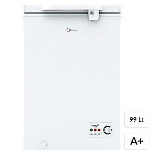 Freezer horizontal 99 lt Blanco