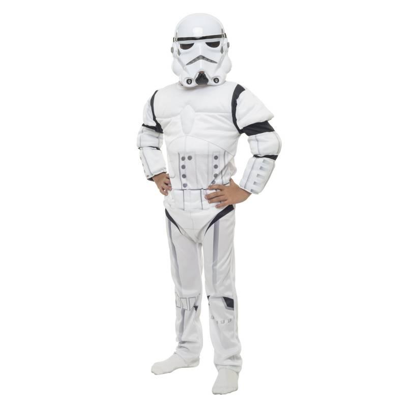 - Disfraz Storm Trooper Deluxe