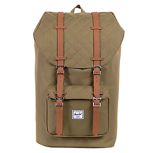 Mochila Little América Army Leather HS-1001400867