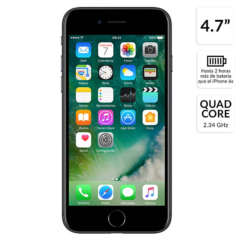 70e4dc9aefd Apple Smartphone iPhone 7 32GB - Falabella.com