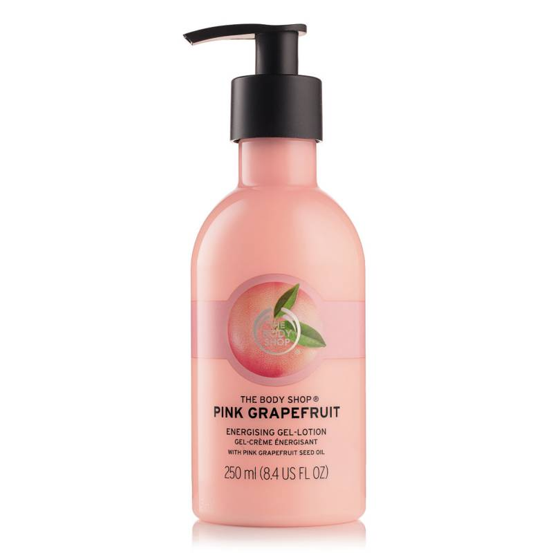THE BODY SHOP - Hidratante Body Lotion Pink Grapefruit 250ml