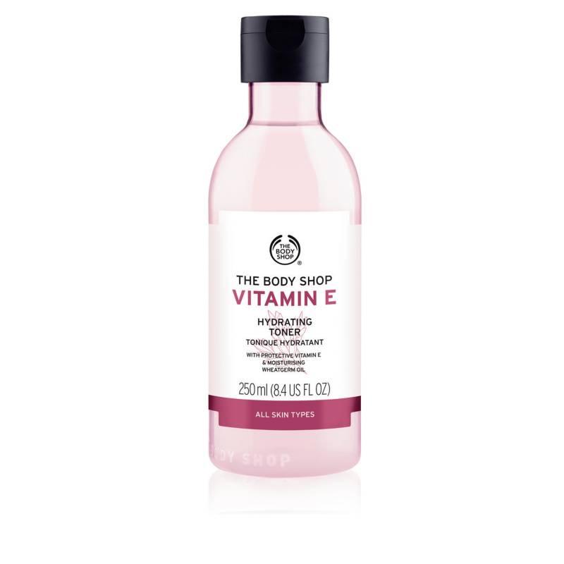 THE BODY SHOP - Tónico Hidratante Vitamin E 250 ml