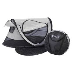 Carpa PeaPod Plus con Filtro UV - KidCo - Gris