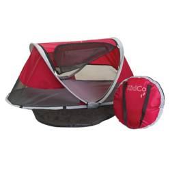 Carpa PeaPod con Filtro UV - KidCo - Rojo
