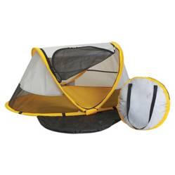 Carpa PeaPod con Filtro UV - KidCo - Amarillo
