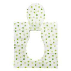MommyHelper - Asiento Desechable Cubre Inodoro Verde