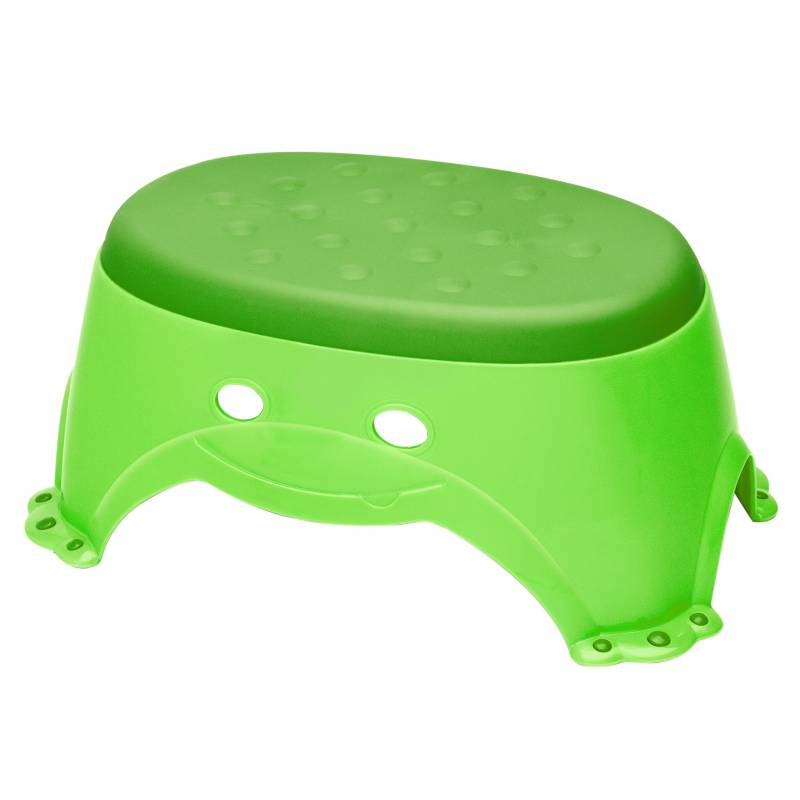 MommyHelper - Piso de Baño para Niño Verde
