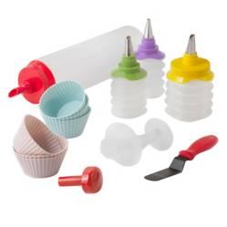 Set 15 Piezas Cupcakes Luxe