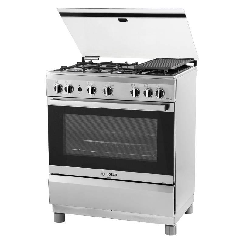 Bosch - Cocina 5 Quemadores PRO547