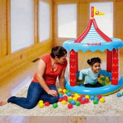 Bestway - Circo Inflable Ball Pit