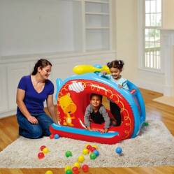 Bestway - Inflable Helicoptero