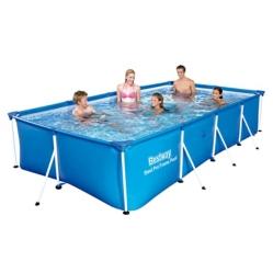 Piscinas y accesorios for Cubre piscina bestway