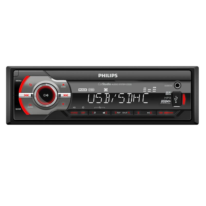 Philips - Radio de Auto CE-233