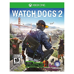 Juego Watch Dogs 2 Limited Edition Xbox One