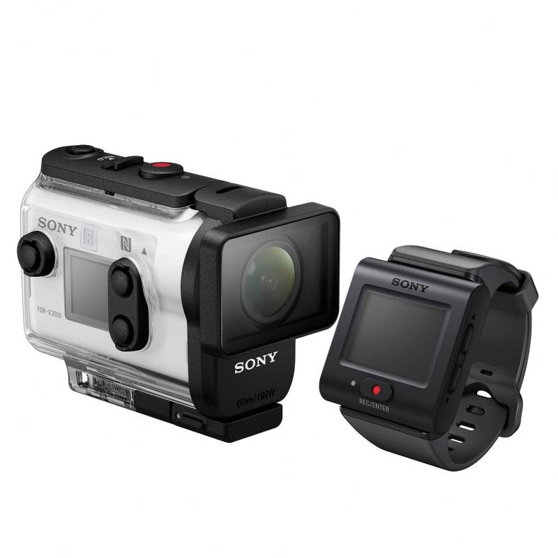 Sony - Action Cam Fdr-X3000R