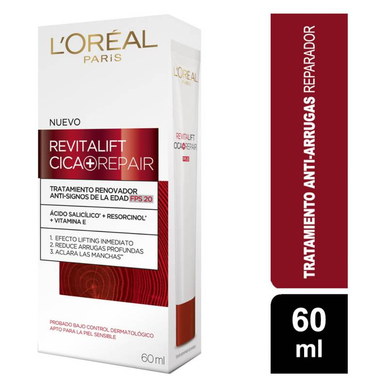 Dermo Expertise - Revitalift Cica Repair Spf20