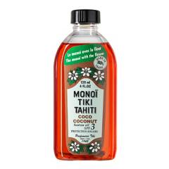 MONOI TIKI TAHITI - Aceite Bronceador Coconut