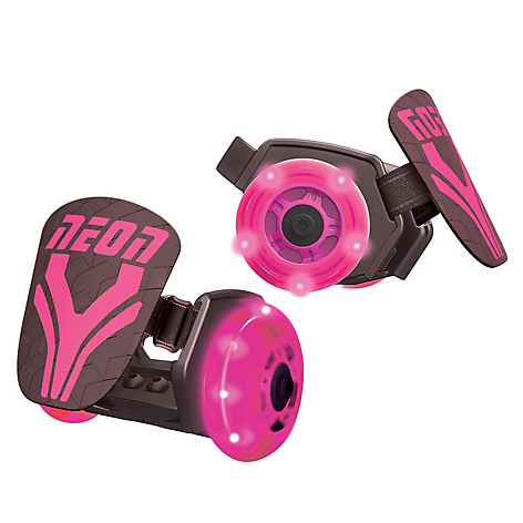 NEON STREET ROLLERS PINK