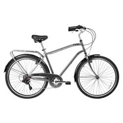 Bicicleta aro 26 city commuter nickel