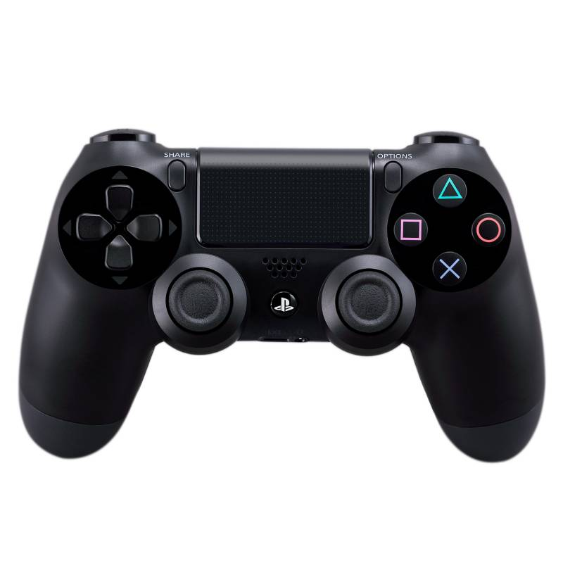 Sony - Control PS4 Dualshock Black