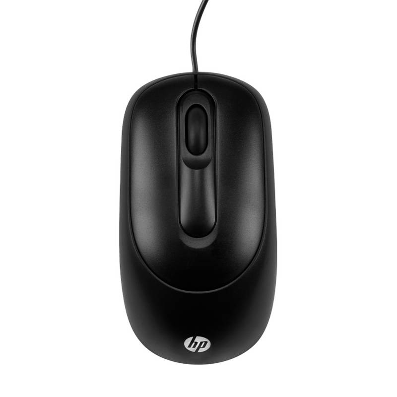 Hp - Mouse Negro