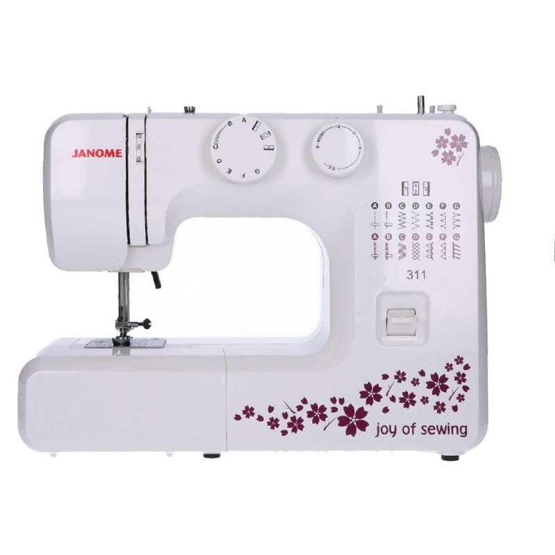 JANOME - Máquina de coser 311