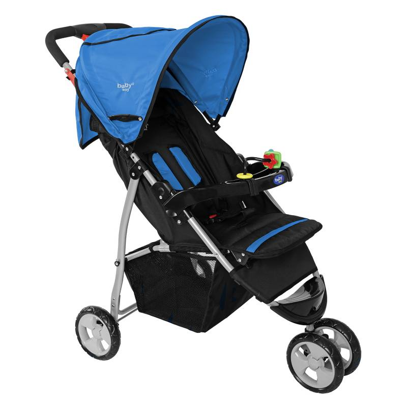 Baby Way - Coche Paseo BW-206A17 Stroller