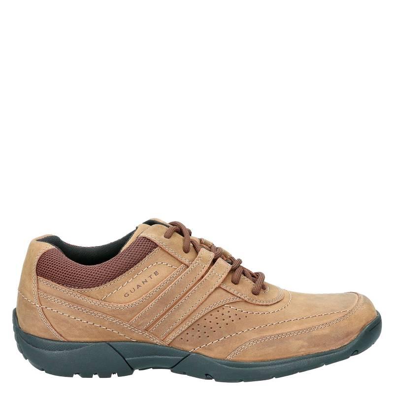 Guante - Zapato Casual Cuero Hombre 1200B-CF