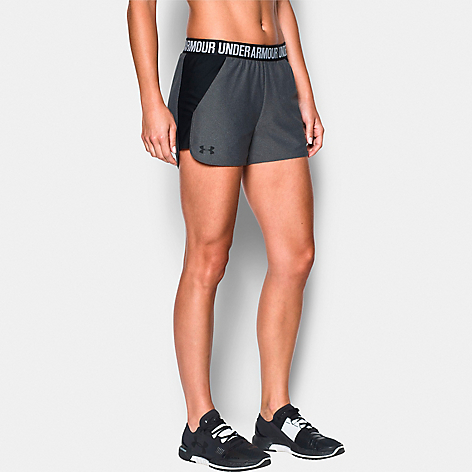 477038afdc0 Under Armour Short Mujer Play Up Gris - Falabella.com