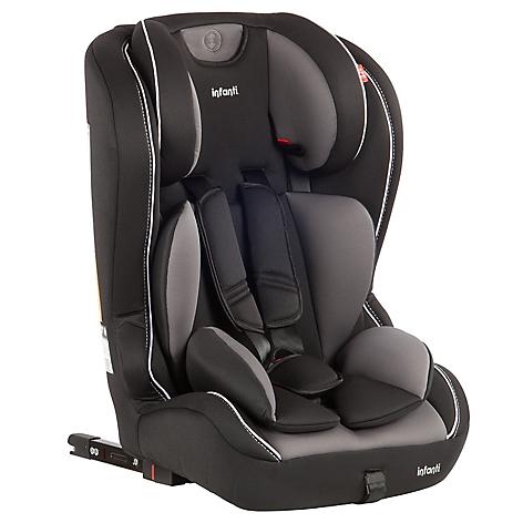 Infanti silla auto butaca jet isofix grey for Silla de auto infanti
